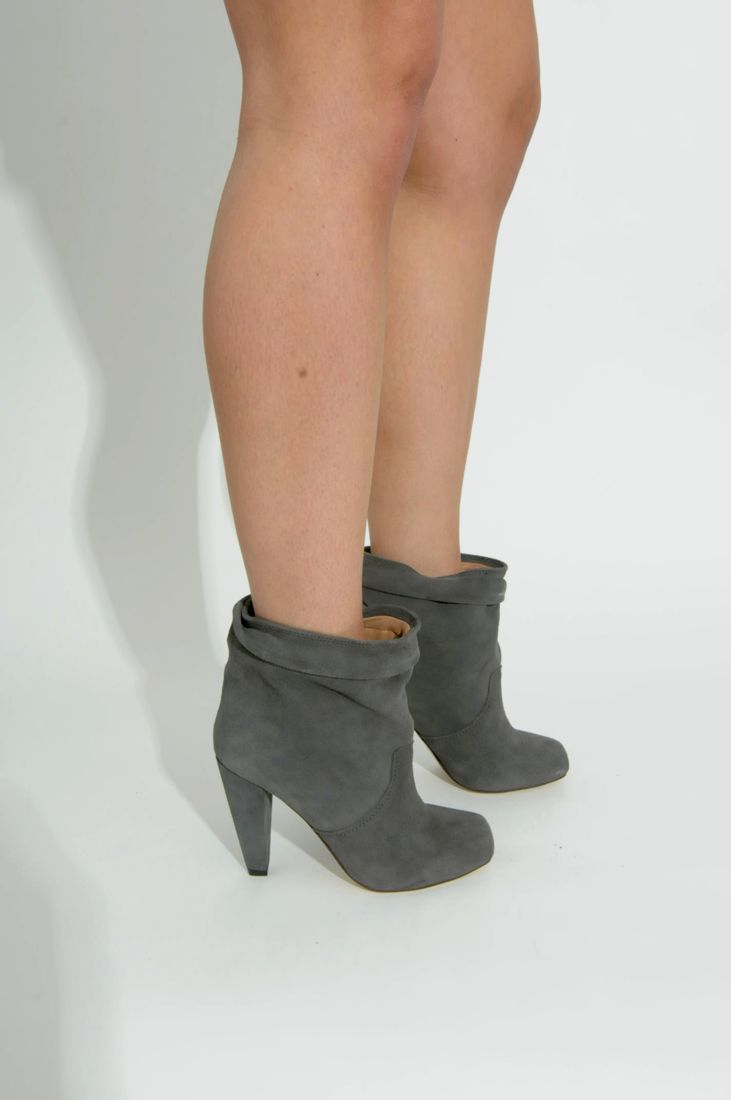 5216 Shrinkable Wide Ankle Boot! | KATHRYN AMBERLEIGH